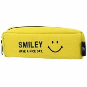 パコトレーペンケース スマイリー パコトレー イエロー Smiley Face スマイリーフェイス カミオジャパン 筆箱 ペンケース|hdc