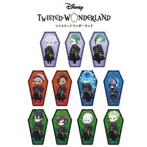 【2021年1月予約品】[BOX/11個入り]ツイステッドワンダーランド トレーディング缶バッジ VOL.2 棺型 ツイステ アズール カリム イデア マレウス ディズニー|hdc