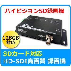 SDカード録画機 MT-SDR1012|hdc