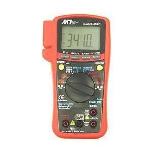 多機能デジタルマルチテスタ MT-4520|hdc