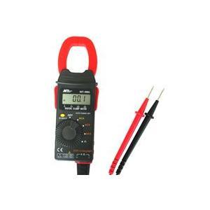 交流デジタルクランプメータ MT-600A|hdc
