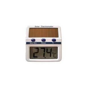 ソーラーデジタル温度計 MT-889|hdc