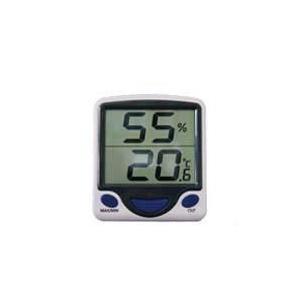 デジタルデカ文字温湿度計  MT-887|hdc