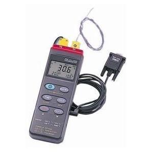 デジタルデータロガー温度計 (2点式) MT-306|hdc