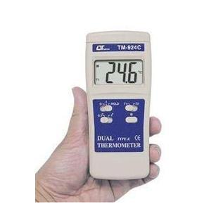 デジタル温度計 TM-924C|hdc
