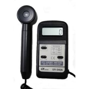 紫外線強度計 UV-340A|hdc