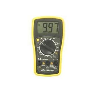 デジタルマルチメーター MT-2060|hdc