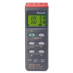 デジタルデータロガー温度計(4点式) MT-309|hdc