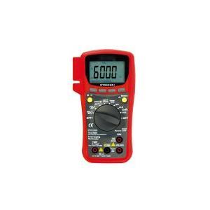 多機能デジタルマルチテスタ DT9602R+|hdc