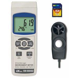計測器 マルチ環境測定器 EM-9300SD|hdc
