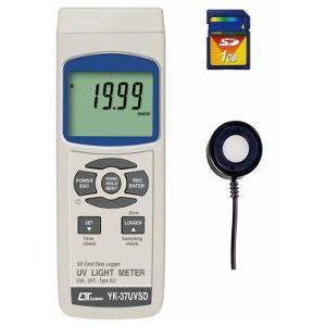 デジタル紫外線強度計 YK-37UVSD |hdc