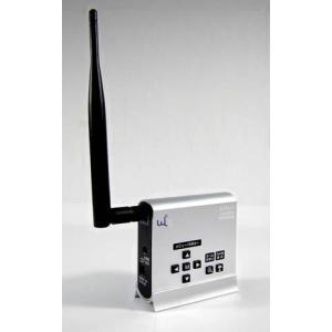 ワイヤレス防犯カメラ ATシリーズ専用 高利得強化アンテナ ANT-01|hdc