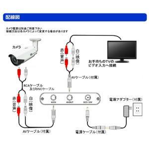 防犯カメラ SDカード録画 AHD対応 超小型レコーダー CK-MB01  128GB対応|hdc|05