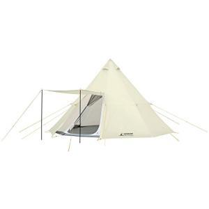 キャプテンスタッグ(CAPTAIN STAG) テント ワンポールテント オクタゴン ティピー型 7...