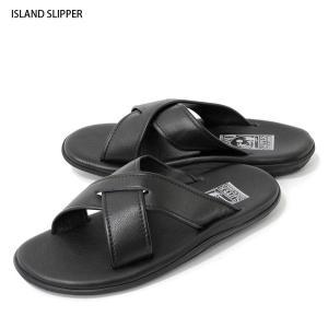 [ ブランド ]ISLAND SLIPPER アイランドスリッパ [  商品名  ]レザー サンダル...