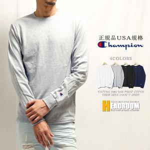 Tシャツ で人気のチャンピオン!US規格のビッグシルエットが今年のトレンド。  吸水性、肌触り良しの...