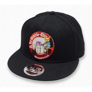 A By Courio-City BASEBALL CAP(SNAP BACK)|heads-yokohama