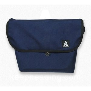 A MessengerBag Prima mini (プリマミニ) メッセンジャーバッグ Navy|heads-yokohama