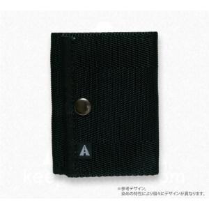 A WALLET(ウォレット) ブラック // 便利なコンパクトカードサイズ財布|heads-yokohama