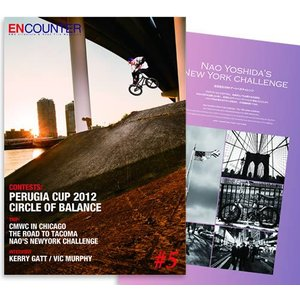 ENCOUNTER (BMX Lifestyle & Road Trip Magazine) #5 エンカウンター サイクルマガジン|heads-yokohama
