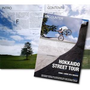 ENCOUNTER (BMX Lifestyle & Road Trip Magazine) #7 エンカウンター サイクルマガジン|heads-yokohama