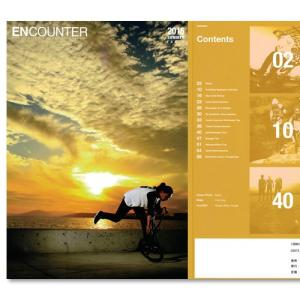 ENCOUNTER (BMX Lifestyle & Road Trip Magazine) #8 エンカウンター サイクルマガジン|heads-yokohama