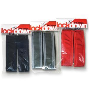 R.e.load Lockdown Foot Strap (Cordura/Waxed Canvas) // リロードペダルストラップ|heads-yokohama