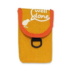 Welldone Finger Popin' mobile case(携帯ケース)-ORANGE|heads-yokohama