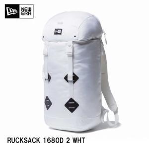 送料無料NEWERA Rucksack ラックサック ホワイト 11404176 RUCKSACK 1680D 2 WHT|headwear-blake