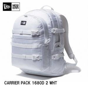 送料無料NEWERACarrier Pack キャリアパック ホワイト11404493 CARRIER PACK 1680D 2 WHT|headwear-blake