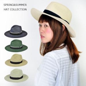中折れつばひろハット 帽子 紫外線対策 メンズ レディース 春 夏 麦わら  UV メンズ レディース 春 夏 麦わら|headwear-blake