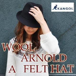 帽子 人気 KANGOLWOOL  ARNOLD A FELT HATレディース帽子 レディースハット|headwear-blake