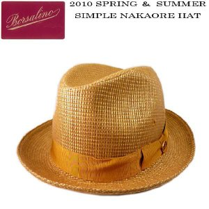 帽子 レディース帽子 レディースハット おしゃれなボルサリーノの中折れハット|headwear-blake