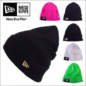 NEWERA BASIC CUFF KINTニューエラ【ベーシック、カフ、ニット】【防寒対策】キャップ メンズ帽子 メンズ(NEW ERA ニューエラ)|headwear-blake