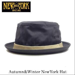 革 NEWYORK HAT 革 防寒 対策 秋冬 新作 ギフト オールシーズン 【メンズ レディース 帽子】ハット 中折れ|headwear-blake