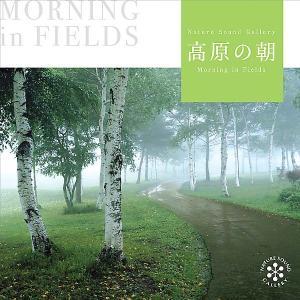 高原の朝ヒーリング CD 音楽 癒し ヒーリングミュージック 不眠 ヒーリング|healingplaza
