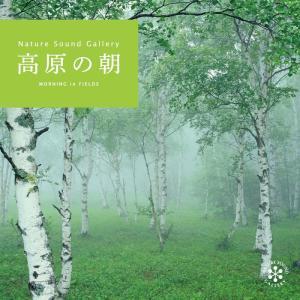 癒し ヒーリング CD BGM 高原の朝 音楽 ミュージック 不眠 ギフト プレゼント リラックス 小鳥 さえずり 自然音(試聴可)送料無料  曲 イージーリスニング 在宅