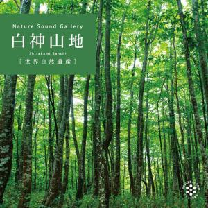 白神山地  ヒーリング CD BGM 音楽 癒し 自然音 小鳥のさえずり せせらぎ リラックス 癒し...