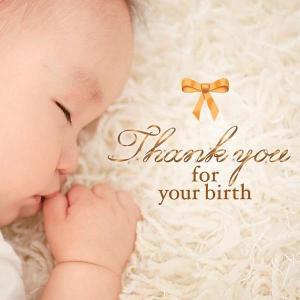 生まれてきてくれて、ありがとう Thank you for your birthヒーリング CD 音楽 癒し ヒーリングミュージック 不眠 ヒーリング|healingplaza