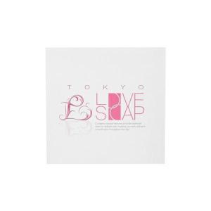 東京ラブソープ 100g (新パッケージ) 8個までゆうパケット送料250円