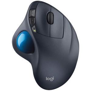 ロジクール ワイヤレス マウス logicool m570 無線 トラックボール
