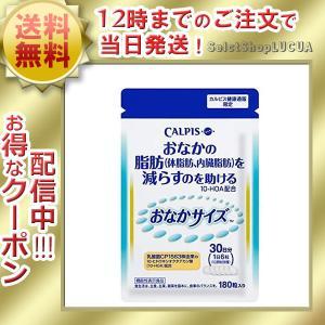 カルピス おなかサイズ 30日分 乳酸菌 サプリメント|health-city