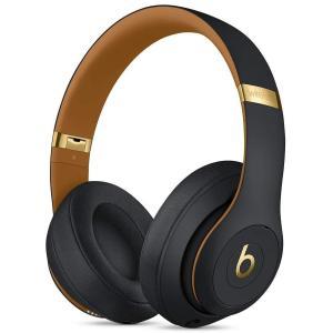 Beats Studio3 Wireless ワイヤレスノイズキャンセリングヘッドホン ミッドナイトブラック Apple W1ヘッドフォンチップ、Class 1 Bluetooth|health-city