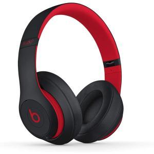 Beats Studio3 Wireless ワイヤレスノイズキャンセリングヘッドホン レジスタンス・ブラックレッド Apple W1ヘッドフォンチップ、Class 1 Bluetooth|health-city