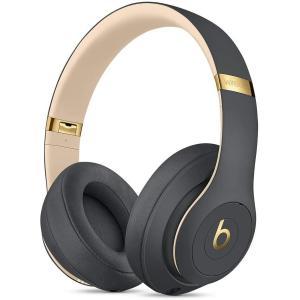 Beats Studio3 Wireless ワイヤレスノイズキャンセリングヘッドホン シャドーグレー Apple W1ヘッドフォンチップ、Class 1 Bluetooth|health-city