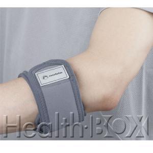 肘用サポーター Noble エルボーレスキュー 8104(グレー) フリーサイズ|healthbox