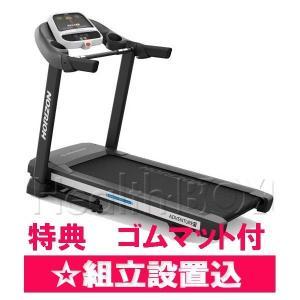 ルームランナー 電動トレッドミル Adventure1 アドベンチャー1 Horizon Fitne...
