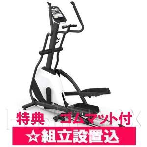 クロストレーナー ANDES3(Horizon Fitness)設置組立/ポイント5倍/専用マット付|healthbox