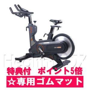 エアロバイク ダイコウ(DAIKOU) 準業務用スピンバイク DK-S12(ポイント5倍/特典ゴムマット付) healthbox