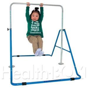 プレインバー 子供用 健康鉄棒 ネイビーブルー FP-410|healthbox